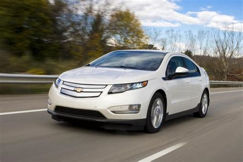 2014 Volt Range by 2014 Chevrolet Volt New Car Review Autotrader