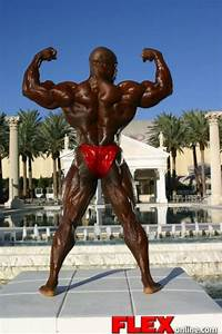 Ronnie Coleman Bench Max