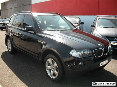 Bmw X3 2008 by Bmw X3 For Sale In Australia