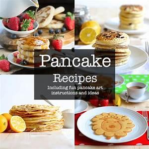Pancake Recipes | Charlotte's Lively Kitchen