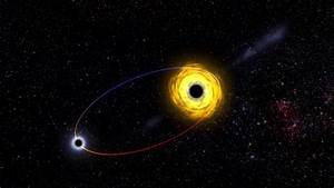 Black Holes Happen to Orbit in each Other