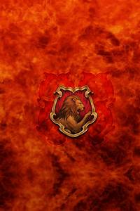 Gryffindor iPhone 4/4s Losckscreen Wallpaper by briely on ...