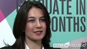 Yalda Hakim, Macleay College Hall of Fame on Vimeo