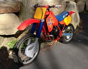 How Much Hp Does A Honda Cr500 Have