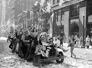 VE Day 1945: How the end of World War II was celebrated ...