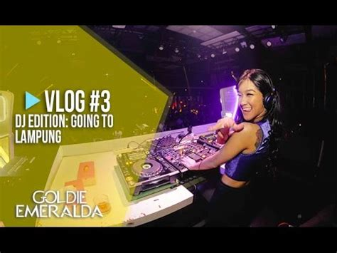 Vlog #3 Dj Edition  Going To Lampung! Youtube