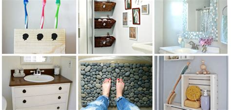 Diy Small Bathroom Ideas by 9 Diy Bathroom Ideas Diy Thought