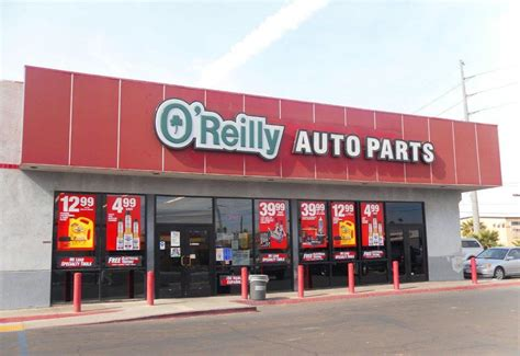 O'reilly Auto Parts In Calexico, Ca 92231