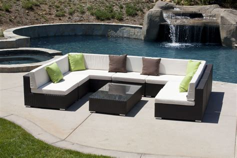 outdoor seating sectional sofa outside sofas thesofa