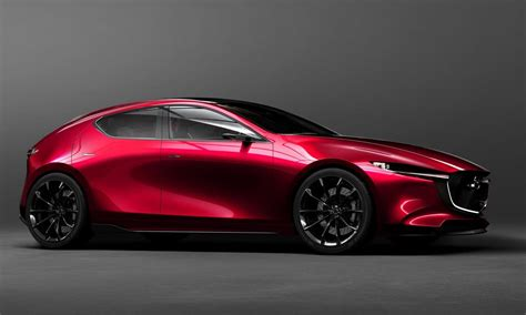 mazda previewed  stunning kai concept