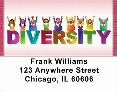 Diversity Labels Label Address Enhanced
