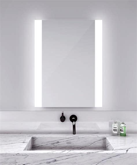 novo vertical lighted mirror  electric mirror novo