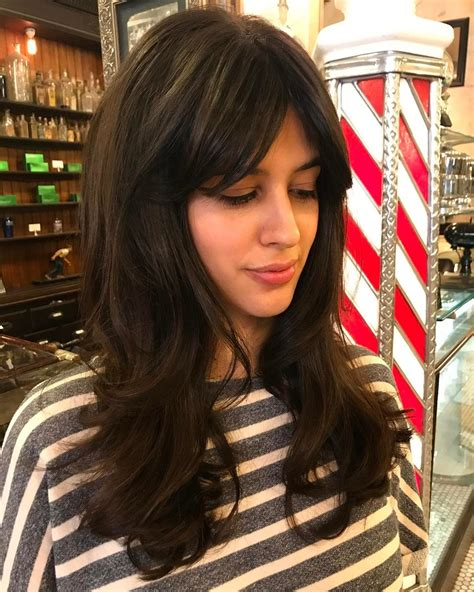 60s Bangs Hairstyles by Curtain Bangs Are Back With A Umm Hair