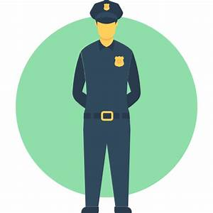 Policeman - Free people icons