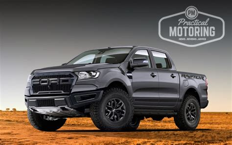 Ford Raptor Ranger 2017 by Five Things We Can Expect From The Ford Ranger Raptor