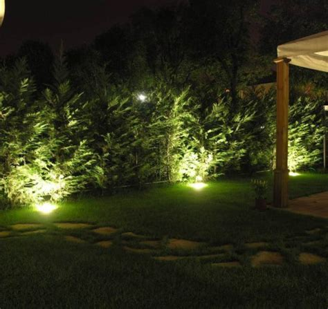 lade giardino led illuminazione giardino luce calda o fredda illuminazione