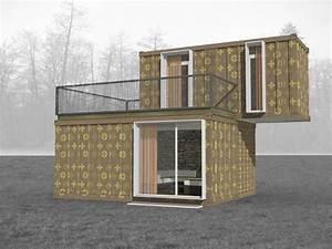 Moderne Container Häuser : 106 besten bilder auf pinterest kleine h user moderne h user und container h user ~ Whattoseeinmadrid.com Haus und Dekorationen