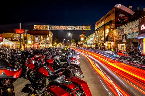 annual sturgis motorcycle rally black hills badlands south