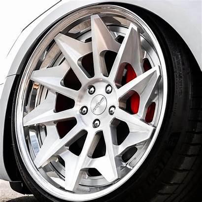 Rotiform Wheels Rims Cvt Silver R124 Gloss
