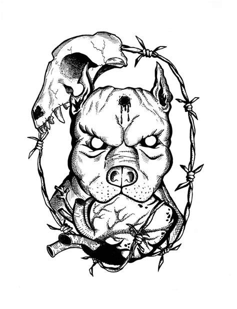 pitbull terrier by cchhrriis on DeviantArt