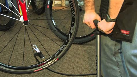 How To Inflate Road Bike Tires