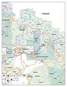 Snowmobile Trail Maps