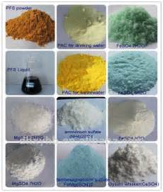 Ferric Sulfate Wastewater Treatment