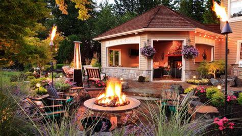 Offene Feuerstelle Im Garten Bauen  45 Gestaltungsideen