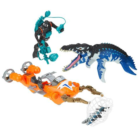 archive update checklist  animal planet deep sea exploration  chap mei  toys