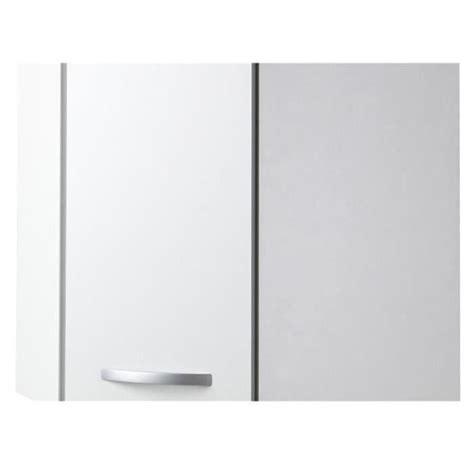 meuble d angle haut cuisine meuble de cuisine haut d 39 angle blanc l 60 x h 58 x p 36