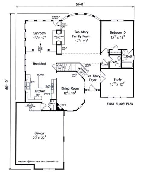 frank betz summerlake floor plan summerlyn house floor plan frank betz associates
