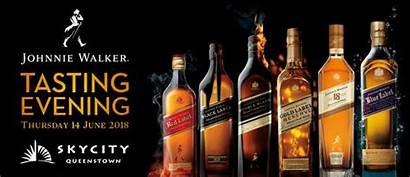 Tasting Walker Johnnie Events Whisky