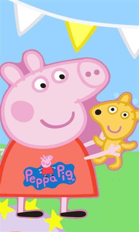 peppa pig wallpaper wallpapersafari