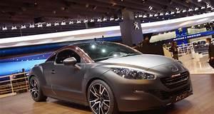Auto En Direct : mondial de l 39 auto 2012 en direct peugeot rcz r concept ~ Medecine-chirurgie-esthetiques.com Avis de Voitures