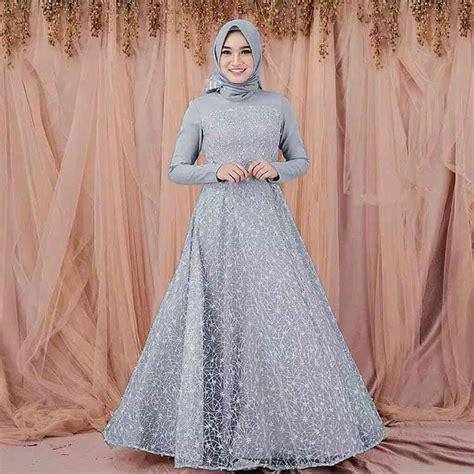 Demikian ulasan tentang model baju muslim brokat 2020 desain modern dan terbaru untuk wanita muslimah yang sedang trending tahun ini. Gamis Pesta Tile Terbaru Beauty - Katalog Bajugamismu