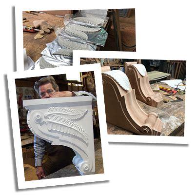 Custom Wood Corbels by Blue Ox Millworks Custom Wood Corbels Eureka Ca