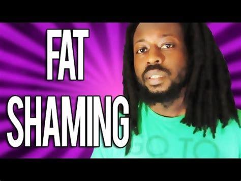 Fat Shaming Vs Fat Acceptance Youtube