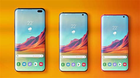 Samsung Galaxy S10 The Perfect Galaxy Is Coming Youtube