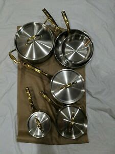 pc fleischer wolf professional grade triply stainless steel cookwarenew ebay