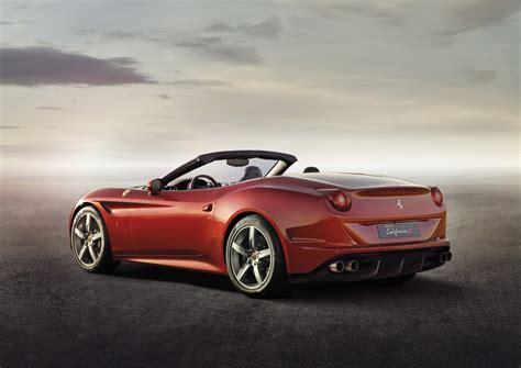 Ferrari Unleashes Turbocharged And Topless 2018 California