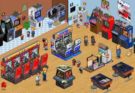 retro  arcade  video games background