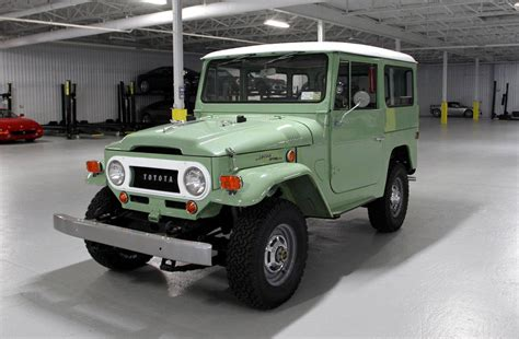toyota for sale 1969 toyota land cruiser for sale 1771519 hemmings