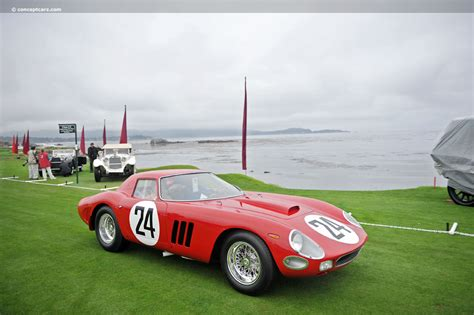 1964 Ferrari 250 Gto Image. Chassis Number 5575gt