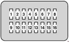 2007 Toyota Fj Cruiser Fuse Box Diagram : toyota land cruiser 200 2007 2017 fuse box diagram ~ A.2002-acura-tl-radio.info Haus und Dekorationen