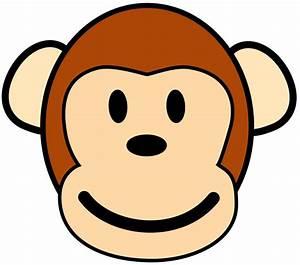 Girl Monkey Clip Art | Clipart Panda - Free Clipart Images