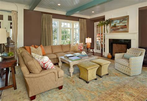 lovely coral color scheme decorating ideas