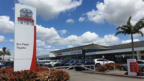 Official account for toyota financial services (tfs) in the us. We Are Now Open in Brendale! | Sci-Fleet Toyota