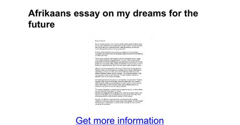 Sample English Essay My Future Plans Essay Essay For My Future Plan Best A Slp English As A Global Language Essay also Essay Thesis Future Plans Essay  Cfcpoland Personal Essay Examples For High School