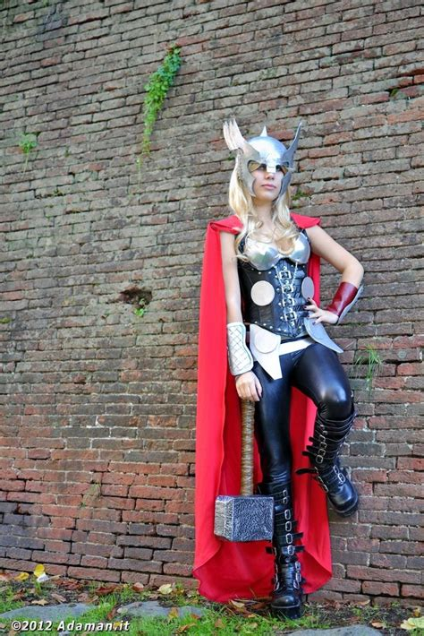 25 Best Ideas About Female Thor Costume On Pinterest