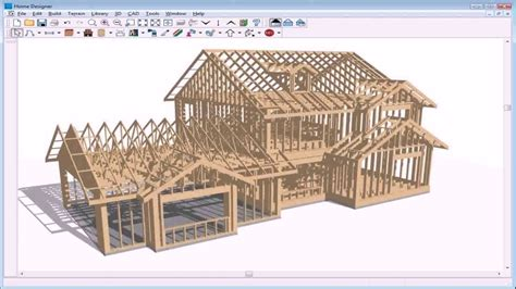house roof design software  youtube